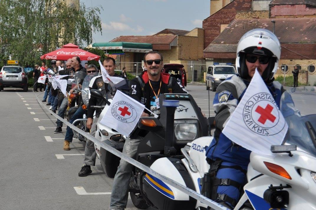 4. sigurna vožnja motociklista u prometu - Vukovar, 2016.