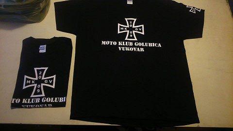 Support MK Golubica - majice