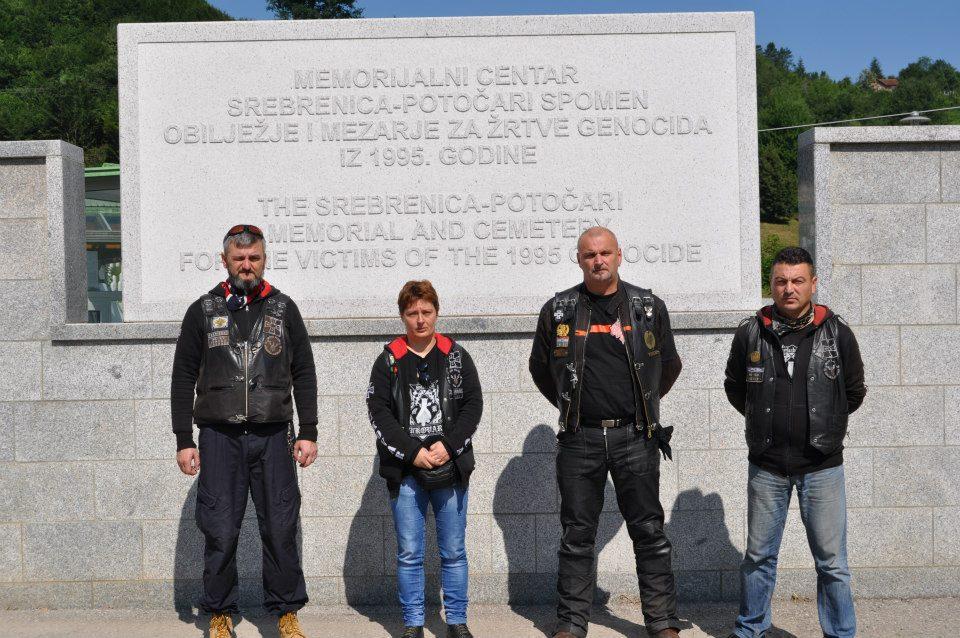Odavanje počasti žrtvama zločina u Srebrenici
