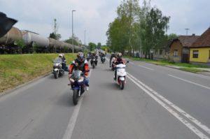 Sigurna vožnja motociklista u prometu