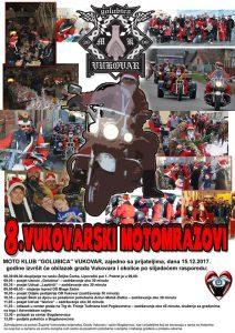 8. Vukovarski motomrazovi 15.12.2017.